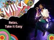 ����� � ������� ����� Mika - Relax, Take It Easy